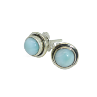 Amazonite & Sterling Silver Earrings