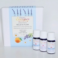 Relax & Flow Aromatherapy Gift Box